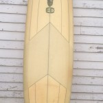 10'0 Greg Noll East Coast Custums