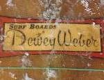 dewey webber logo