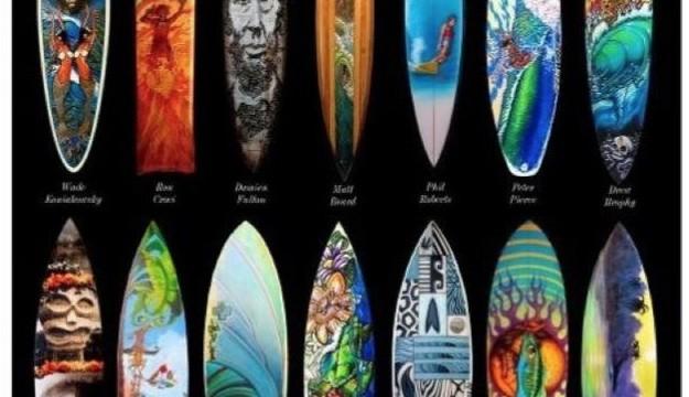 Board Art Auction