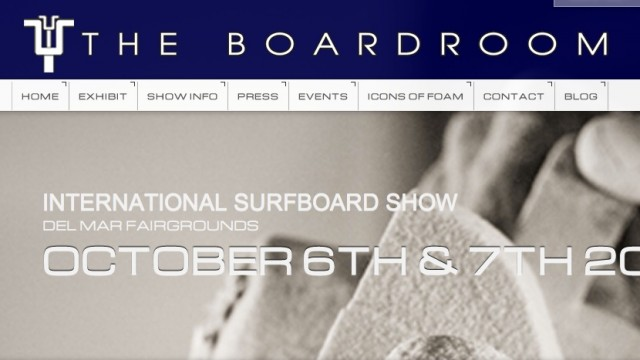 The Boardroom International Surfboard Show to be Broadcast Live!