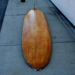 1957 9'10'' Joe Quigg Balsa