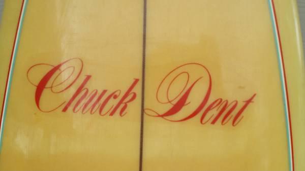 Chuck Dent Logo