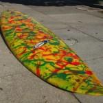 7'6'' Jeff Clark personal board