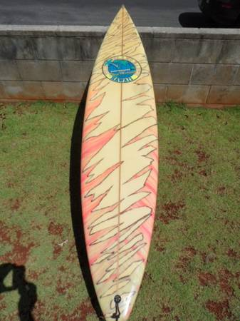 Steve Morgan Surfboards