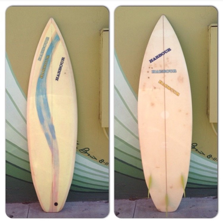 80's Harbour Surfboard