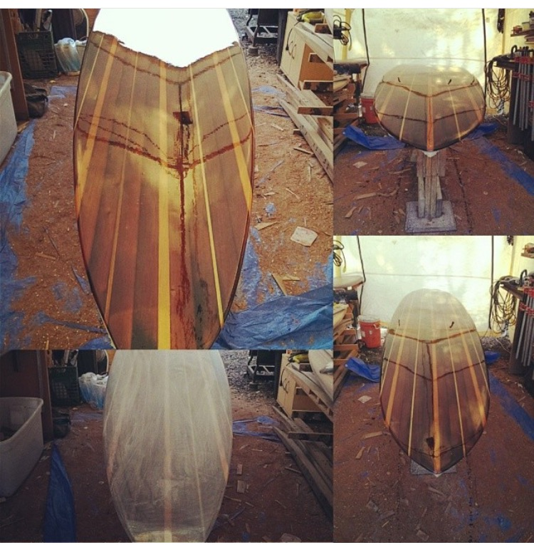 Redwood Surfboard 1