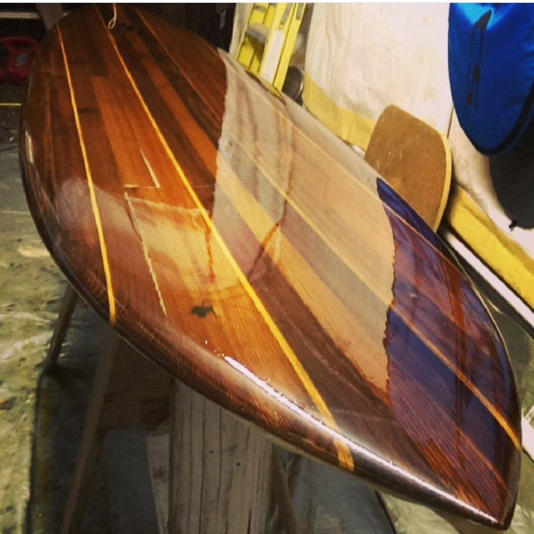 Redwood Surfboard 3