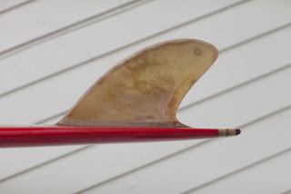 """1962 InterIsland gun shaped by Robert """"Sparky"""" Scheufele"""