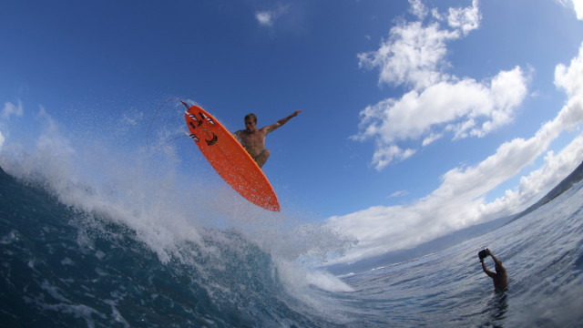 Hydroflex Surfboards and 3D-Glassing