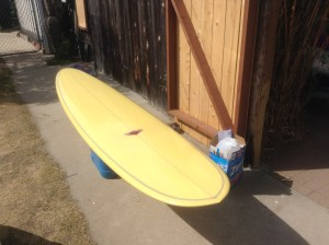 Aqua Surfboards Longboard