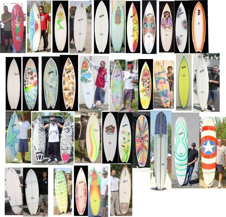 Tim Phares Surfboards