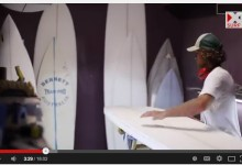How To Shape a Surfboard With Joel Fitzgerald