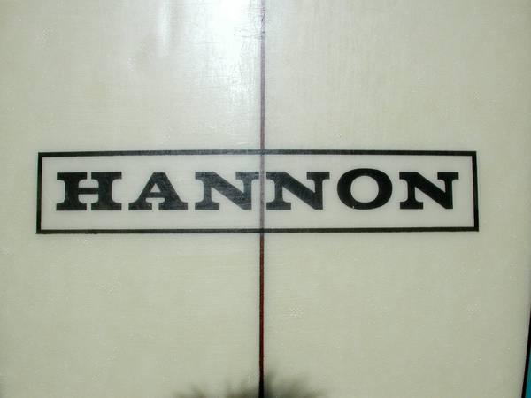 Hannon Surfboard