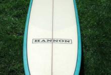 Hannon Surfboards