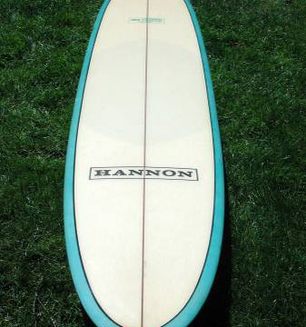 Hannon Surfboards