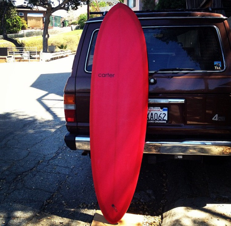 Carter Surfboards