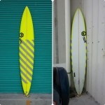 Ron Meeks Mark Healey 9'8'' Puerto Escondido Board