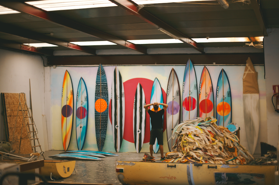 Grant Twig Bake Pukas Surf- Twig Surfboads