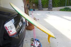 Hannon Surfboards Side