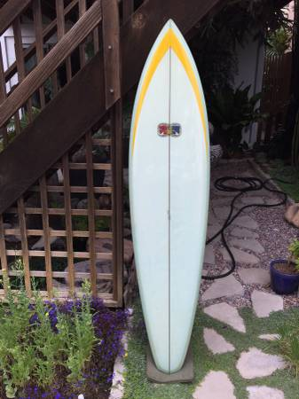 Jeff Shwartz Surfline Hawaii Board