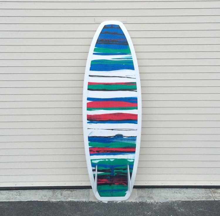 Race Car Model by Canvas Surfboards