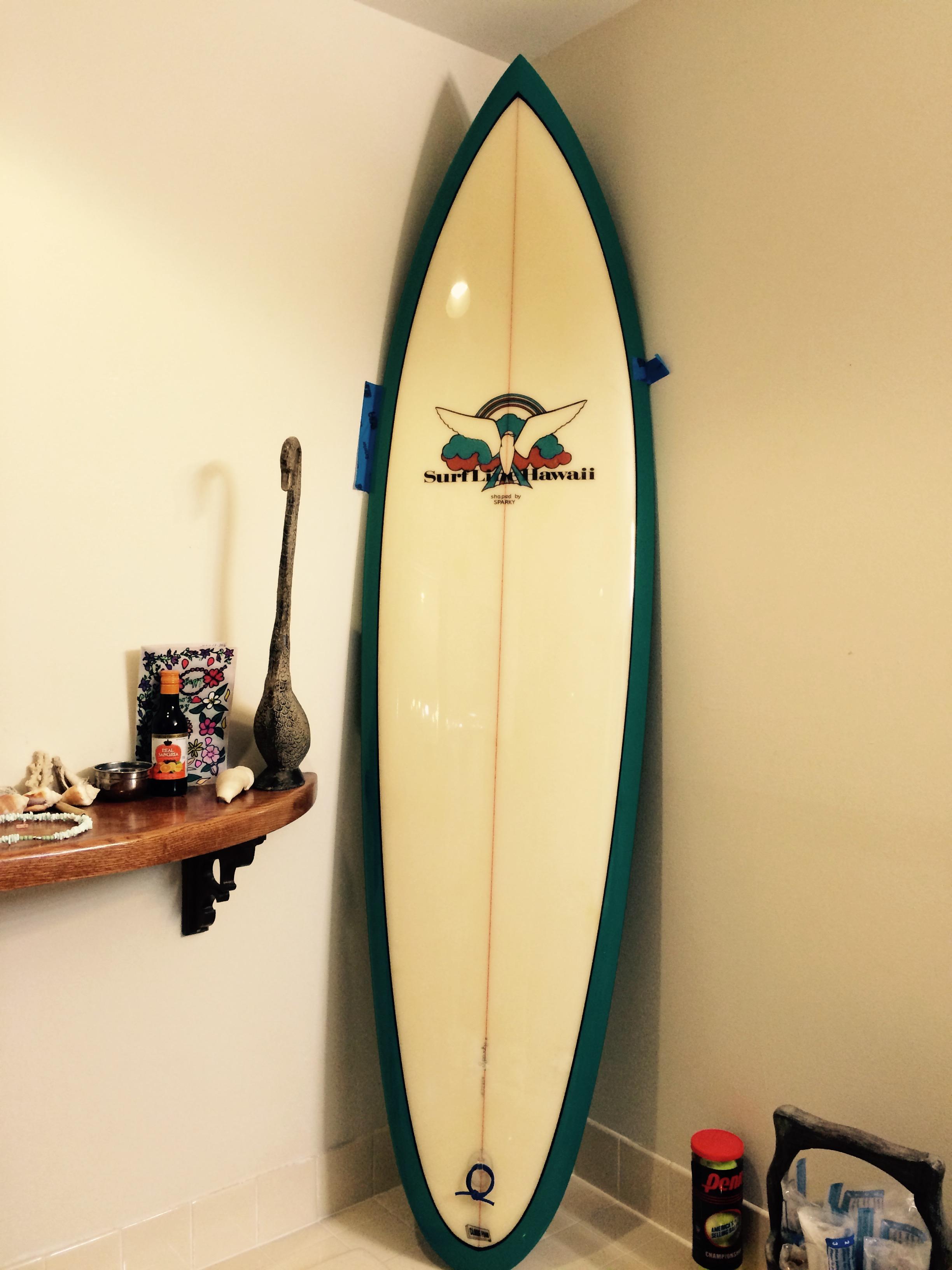 Vintage Surfboard For Sale 37