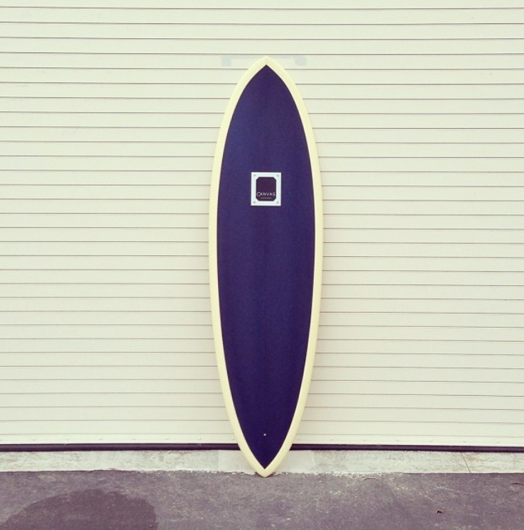 The Flow by Canvas Surfboards