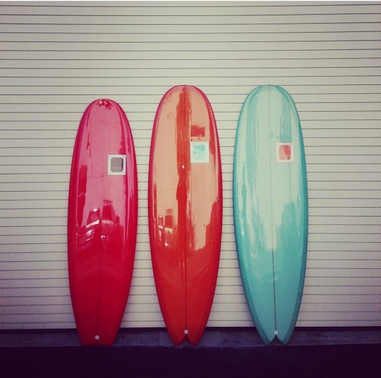 Three New Ones by Canvas Surfboards