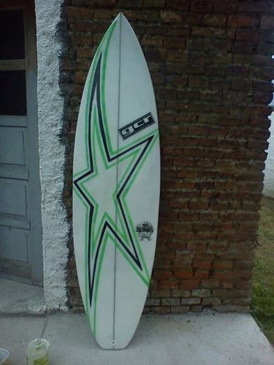 GCR Surfboard
