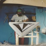 Gero Cola Surfboard Shaper
