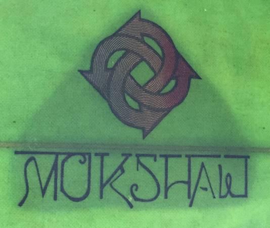 Mokshaw Surfboards Logo