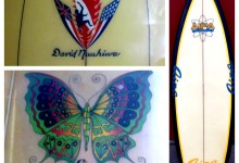 Recent Archive Additions — Mokshaw, Terry Senate Aipa, Nuuhiwa Twin Fin and Con Blue Morphos