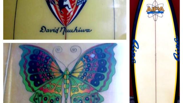 Recent Archive Additions — Mokshaw, Terry Senate Aipa, Nuuhiwa Twin Fin and Con Blue Morphos