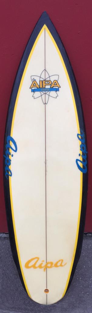 Terry Senate Aipa surfboard