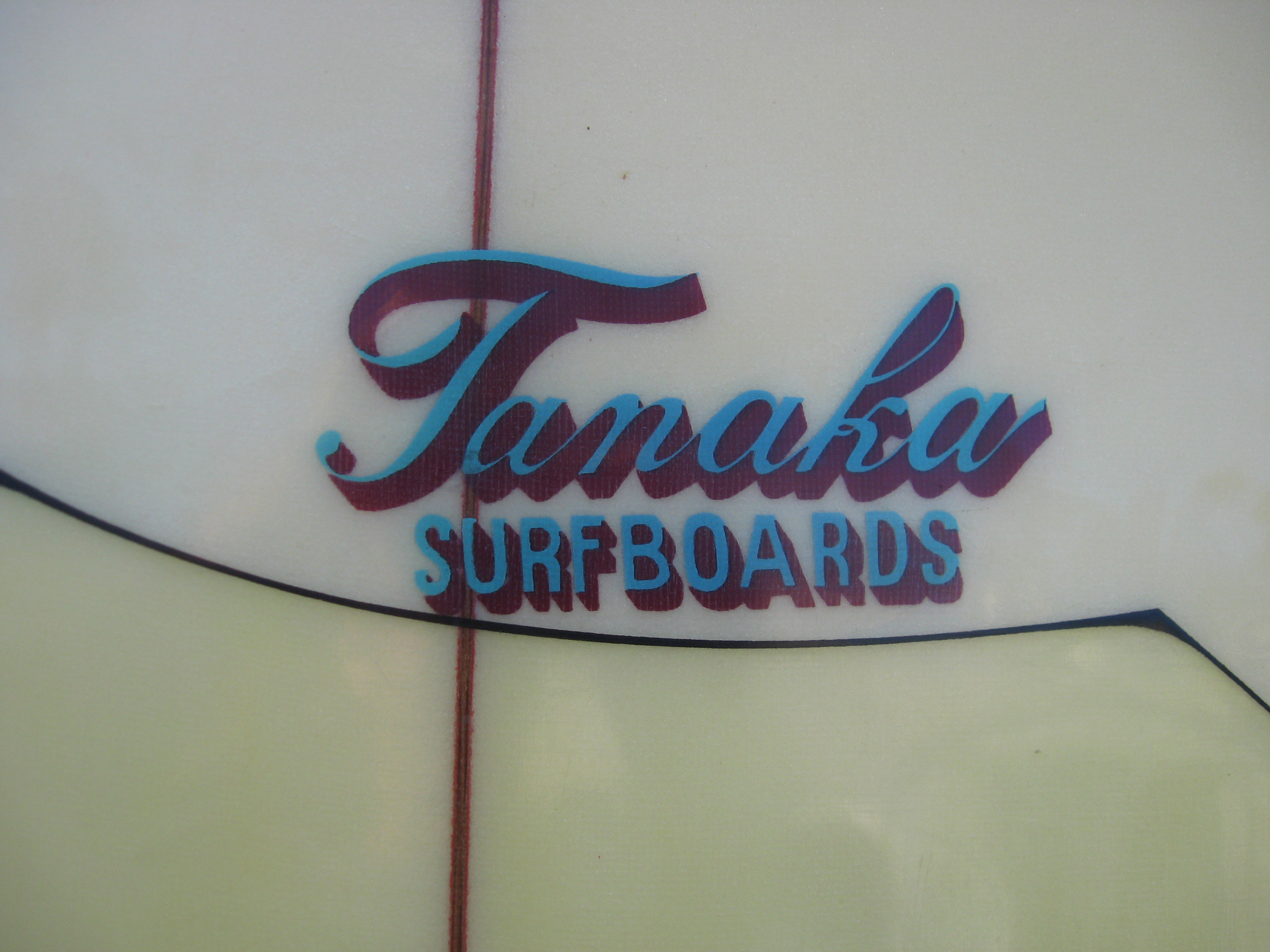 Tanaka Surfboards Logo