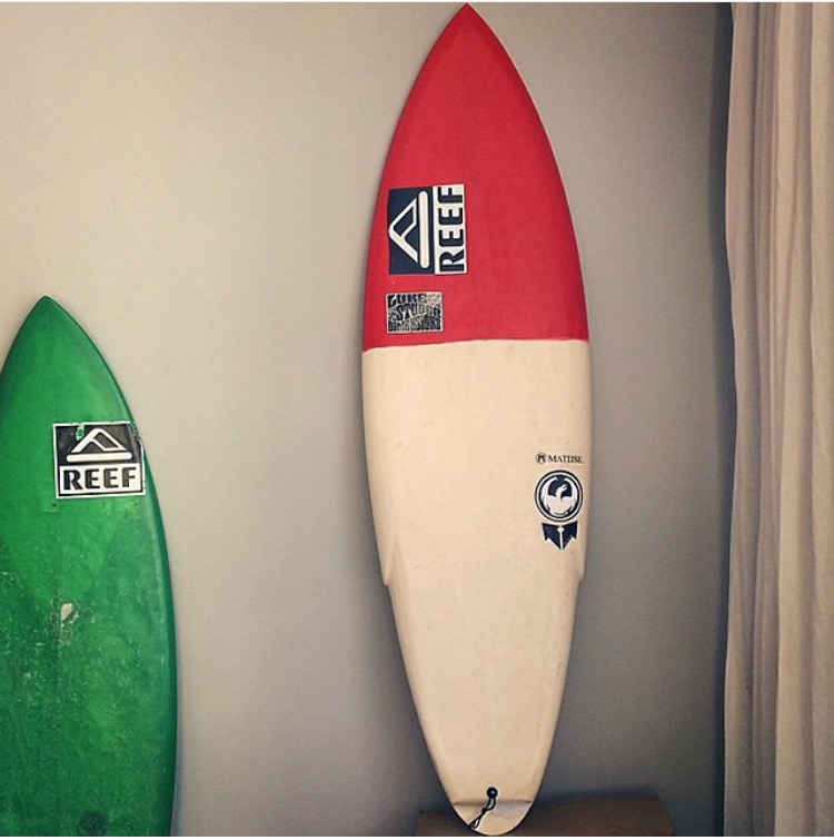 5'8'' Flextail Stinger Custom