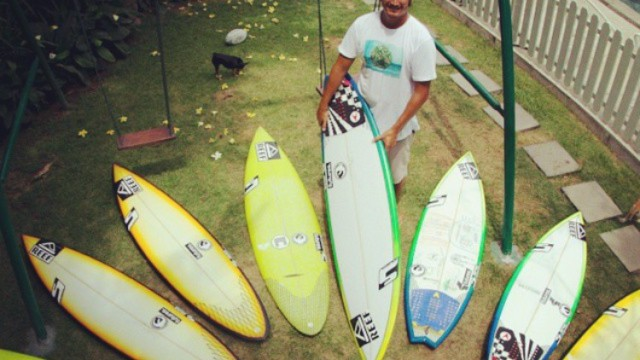 Bali Shaper Luke Studer — Studer Surfboards