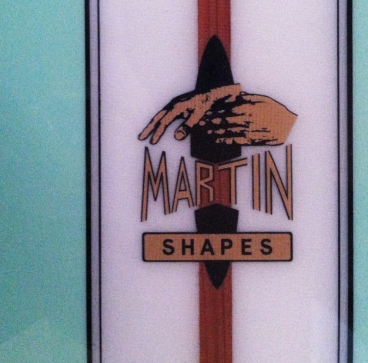 Martin Shapes Logo