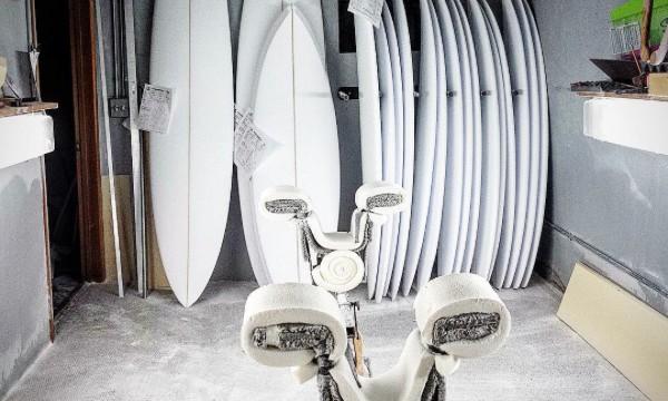 Shaping Technique With Matt Kinoshita at Kazuma Surfboards