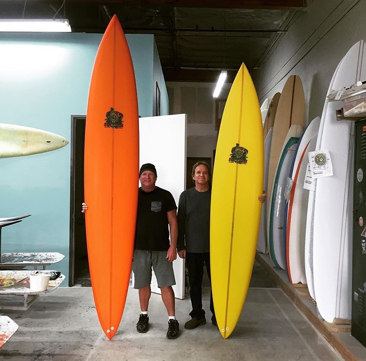 Roger Hinds Country Surfboards