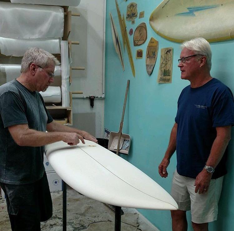 Roger Hinds and Randy Rarick