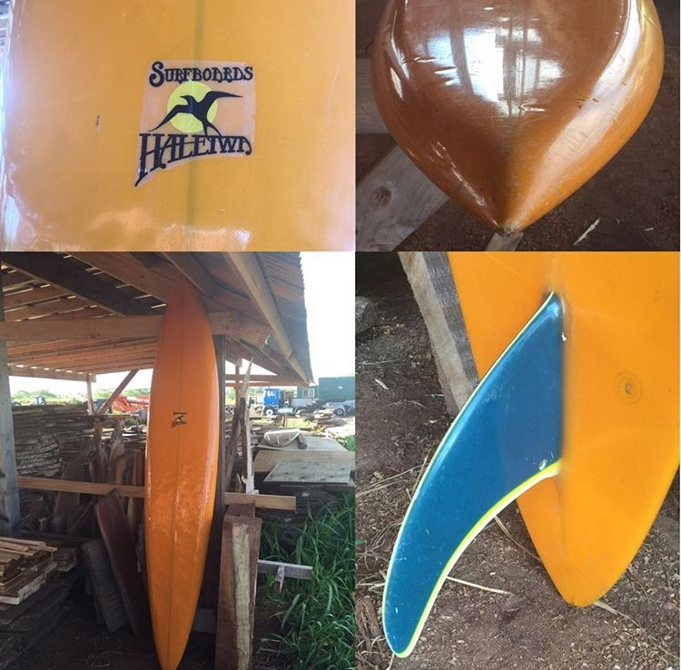 8'6'' 70's Surfboards Haleiwa