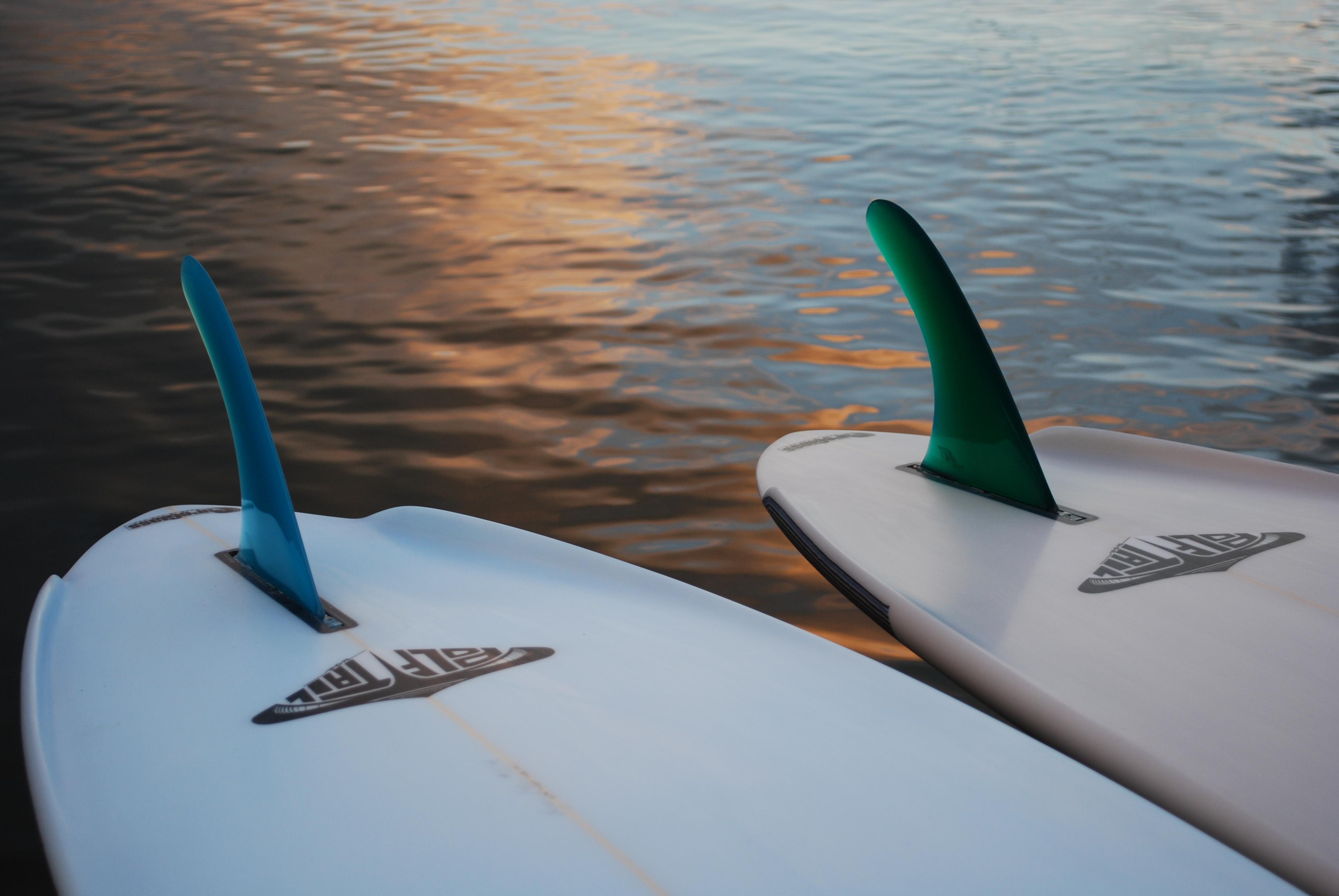 Polfer Hull Single Fins