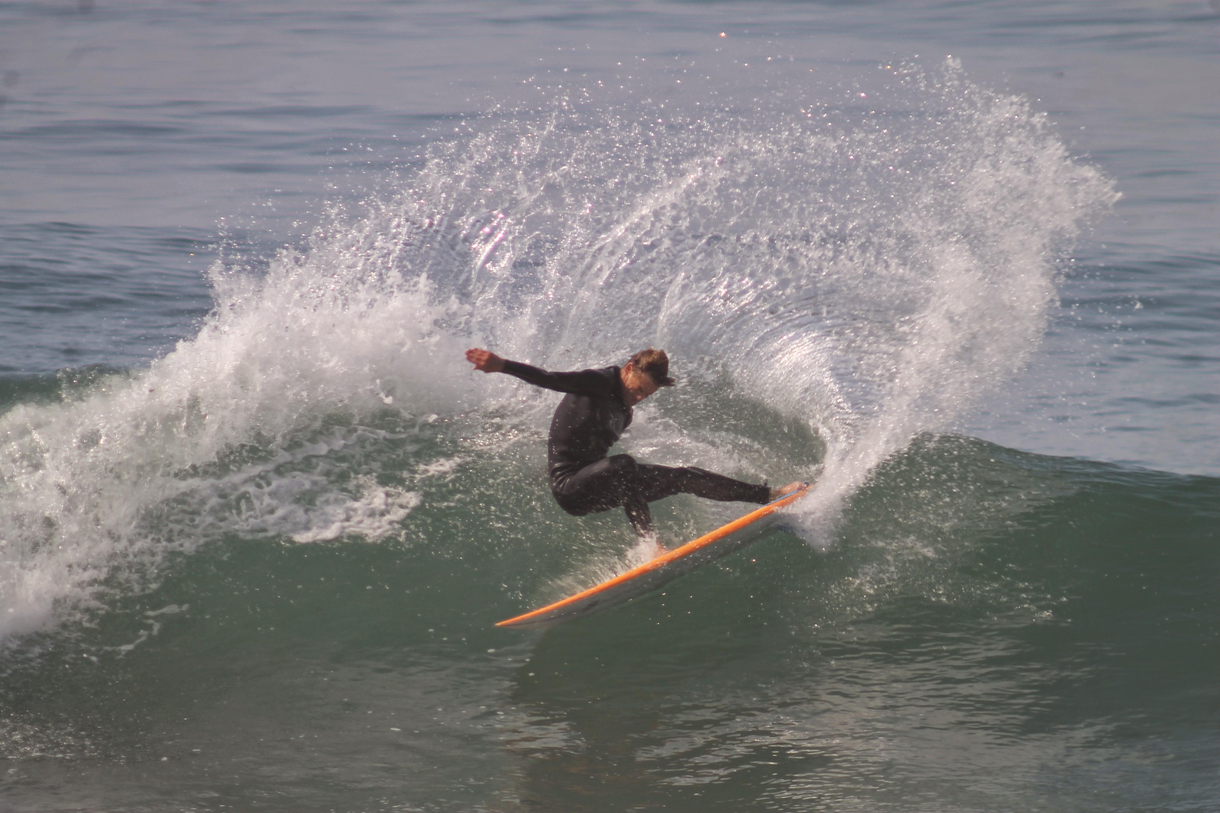 Ryan Polfer Polf Tail Surfboard