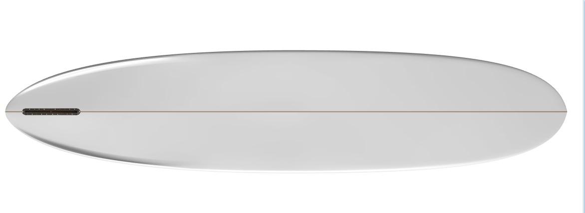 Polf Tail Longboard
