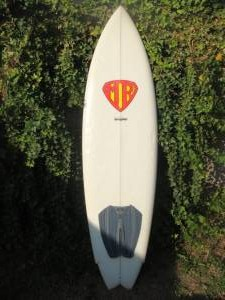 6'6'' Mark Richards Twin Fin