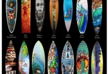 Board Art Auction