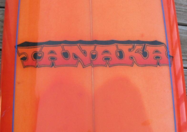 Tanaka Runt big label