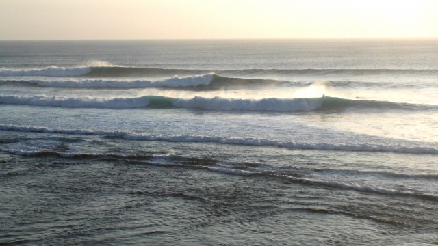 Ahh! Indonesian Waves
