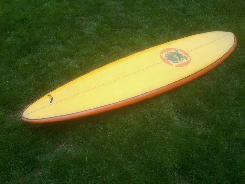 McGrigor Surfboard
